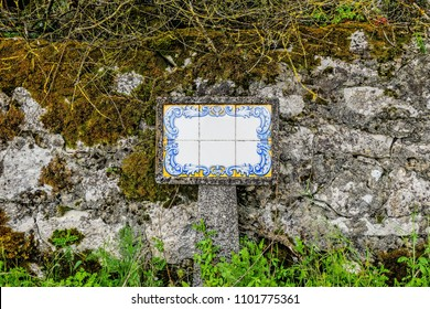 Old stone outdoor white background