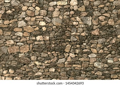 the old stone wall background