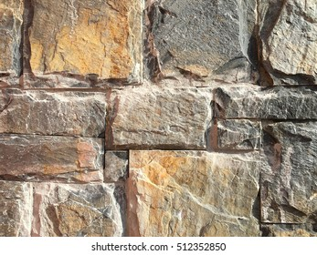 old stone wall. the Rock wall texture
