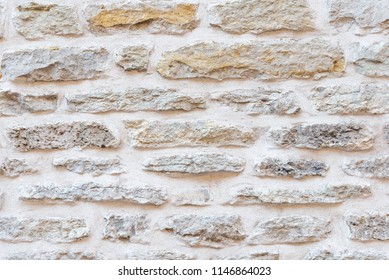 old stone wall texture