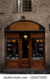 old store in italy