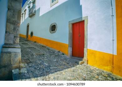 old street, tavira-algarve