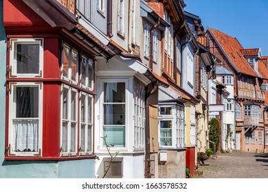 Altstadt Lüneburg, Niedersachsen, Deutschland