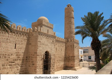 Old stronghold in Medina quarter in Sousse, Tunisia