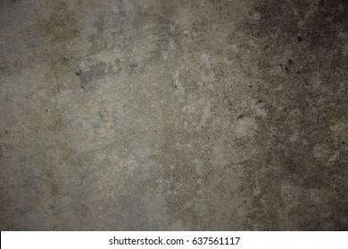 Old Style Aged  Raw Concrete Background