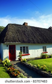 Old Style Cottages Adare Co. Limerick