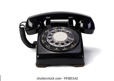 Old Style Phone.