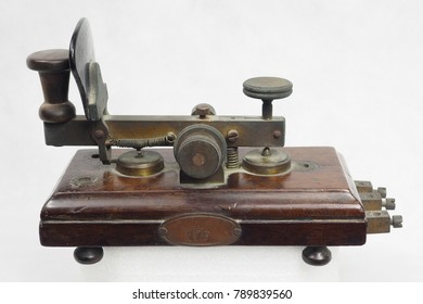A old telegraph