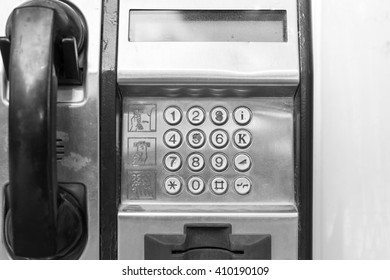 Old Telephone Booth Images, Stock Photos & Vectors
