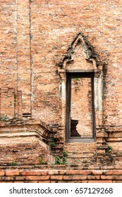 Old Temple in Ayutthaya, Thailand