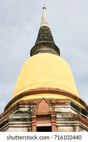 Old Temple top Pagoda