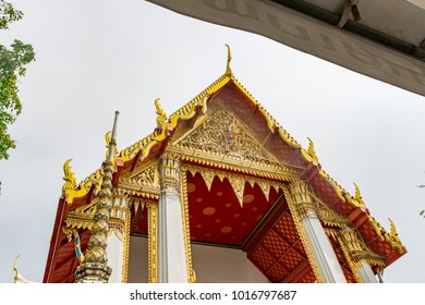 Old temples in Bangkok