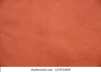 old terracotta plaster european wall texture background mediterranean wall