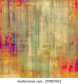 Old texture - perfect background with space for your text or image. With different color patterns: yellow (beige); purple (violet); blue; red (orange)
