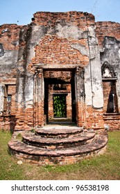 old thai temple church