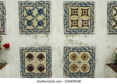 old tiles from  Portugal