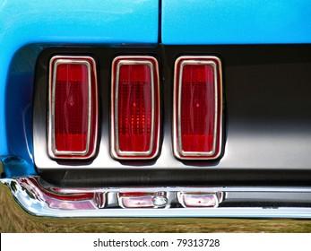 Vintage Tail Lights Images, Stock Photos & Vectors | Shutterstock