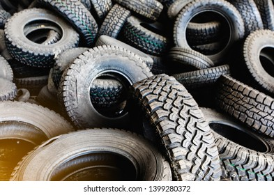 Old Tire recycling is the process of recycling vehicles tires that are no longer suitable for use on vehicles due to wear or irreparable damage in pyrolysis industry.