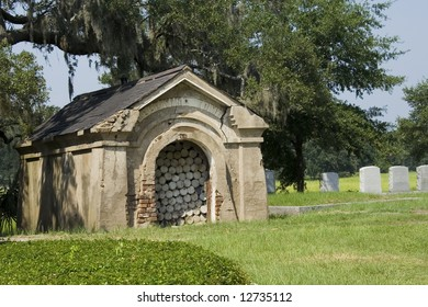 old tomb