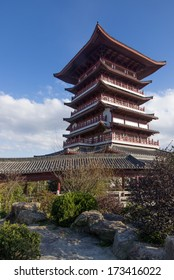 The old tower china