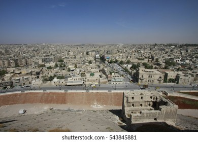 Old town of Aleppo (Largest city in Syria)