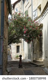 Old town in Arles, Provence