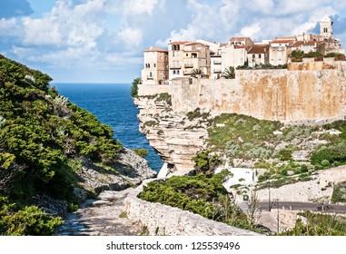 old town of Bonifacio
