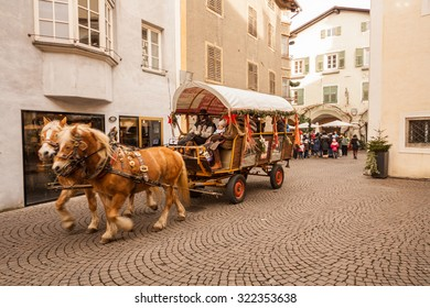 Old Town, Bressanone, Brixen, Bolzano, Trentino Alto Adige, Italy