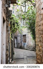 Old town, Budva. Montenegro