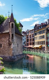 old town with canal, Annecy, France