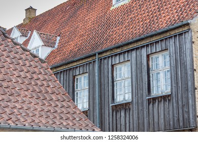 Old town of Christiansfeld - UNESCO, Denmark, Europe.