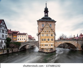 Old town hall of Bamberg, Germany