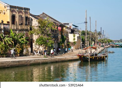 Old Town, Hoi An, Vietnam