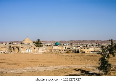 An old town in the Iraq