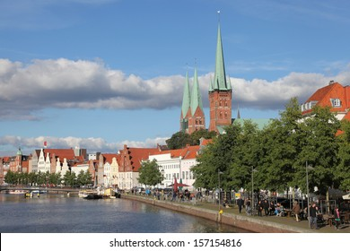 old town of Luebeck
