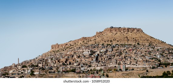 The old town of Mardin in Turkey.