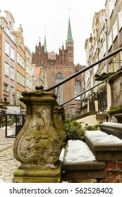 Old Town, Mariacka Street - Gdansk, Poland