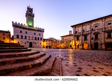 old town of montepulciano - italy