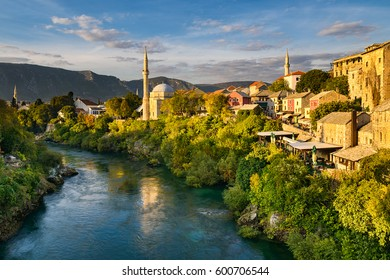 Old town of Mostar, Bosnia and Herzegovina
