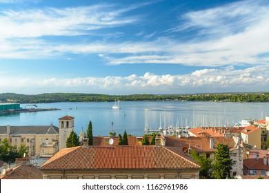 Old town of Pula - Croatia