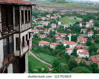 The old town of Safranbolu in Turkey