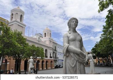 Old Town, San Juan, Puerto Rico