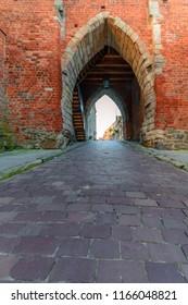 Old Town of Sandomierz - Opatowska Gate
