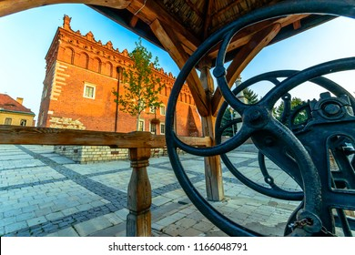 Old Town of Sandomierz - townhall