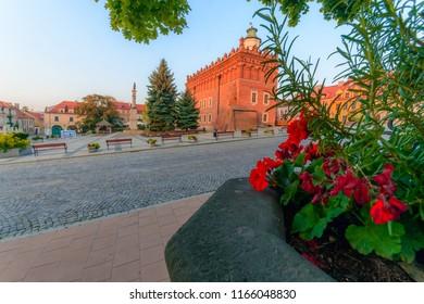 Old Town of Sandomierz - townhall