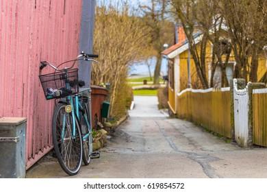 Old town of Sigtuna, Sweden