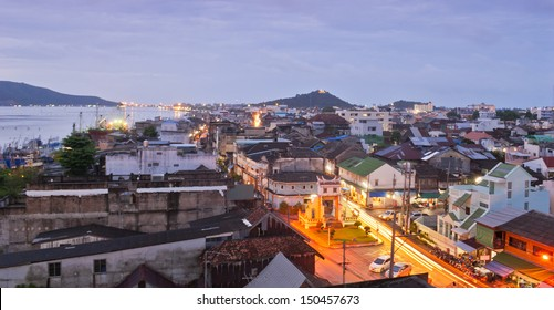 old town, Songkhla, Thailand