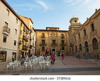 Old town Spain