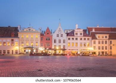 Old Town of Tallinn, Estland