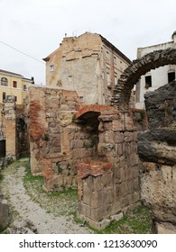 Old town in Teramo